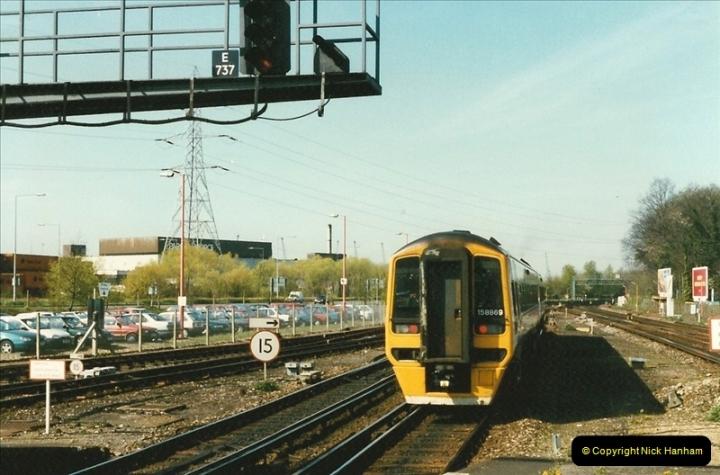 1997-04-07 Southampton, Hampshire.  (76)0675