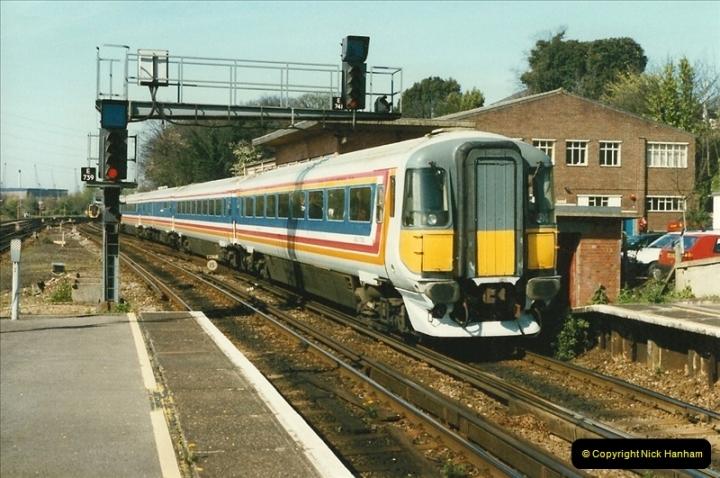1997-04-07 Southampton, Hampshire.  (81)0680