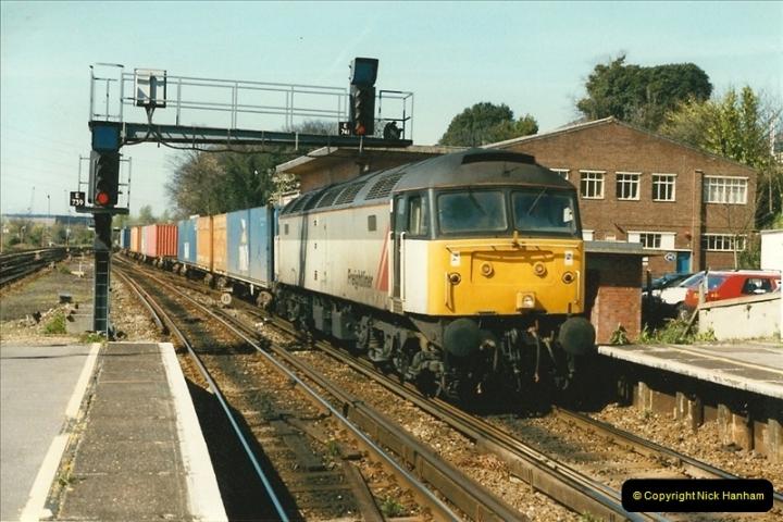 1997-04-07 Southampton, Hampshire.  (85)0684