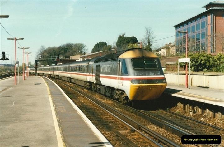 1997-04-07 Southampton, Hampshire.  (87)0686