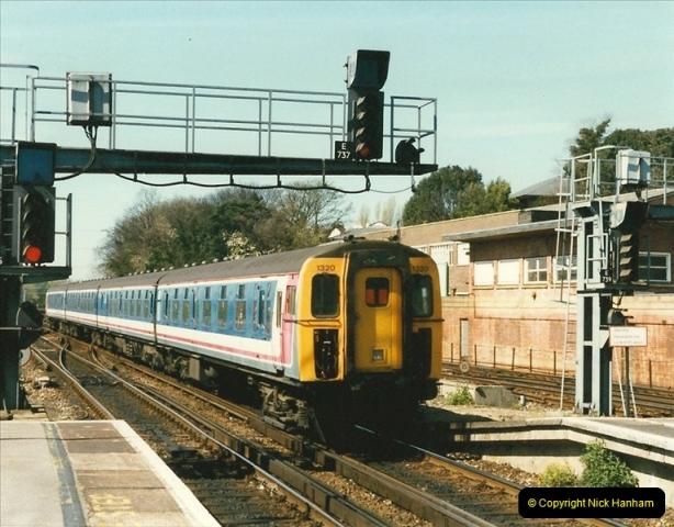 1997-04-07 Southampton, Hampshire.  (91)0690