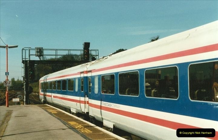 1997-04-07 Southampton, Hampshire.  (92)0691