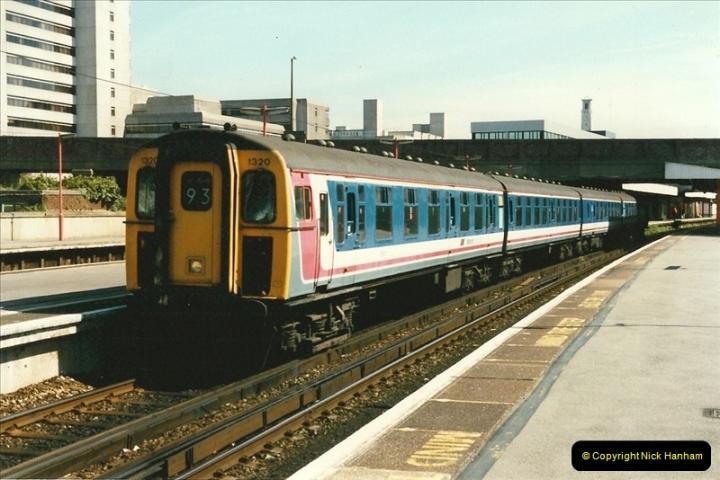 1997-04-07 Southampton, Hampshire.  (93)0692