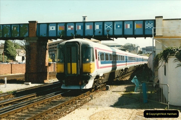 1997-04-07 Southampton, Hampshire.  (97)0696