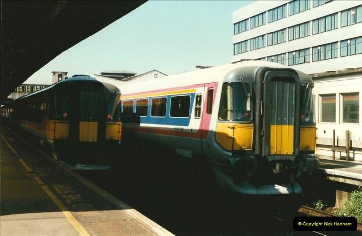 1997-04-07 Southampton, Hampshire.  (98)0697