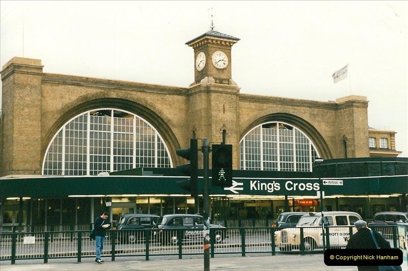Railways UK 1998 to 2002