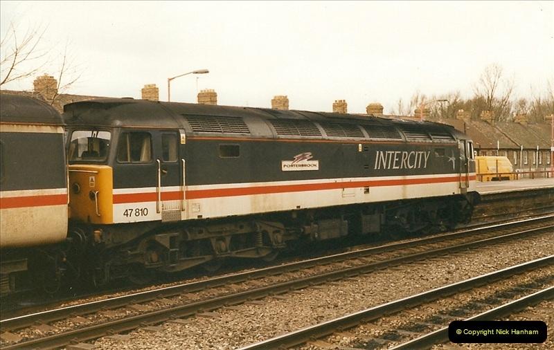 1999-03-06 Oxford, Oxfordshire.  (18)081