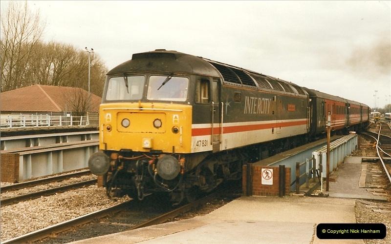 1999-03-06 Oxford, Oxfordshire.  (20)083