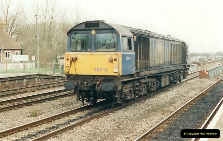 1999-03-06 Oxford, Oxfordshire.  (26)089