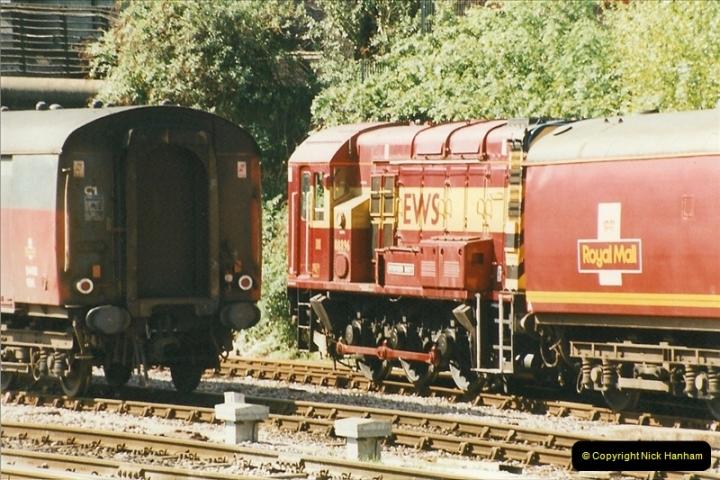 1999-04-24 Bristol Temple Meads, Bristol.  (16)119