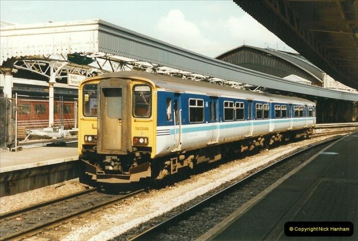 1999-04-24 Bristol Temple Meads, Bristol.  (52)155