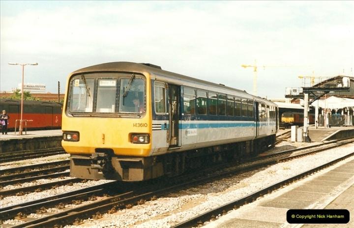 1999-04-24 Bristol Temple Meads, Bristol.  (70)173