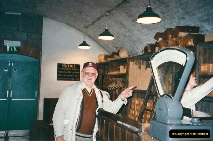 2000-11-08 Steam Museum, Swaidon, Wiltshire.  (11)564
