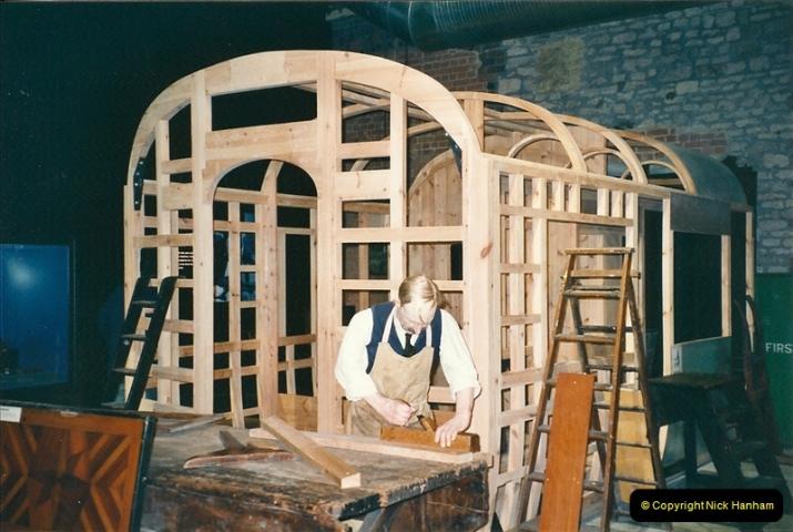 2000-11-08 Steam Museum, Swaidon, Wiltshire.  (12)565