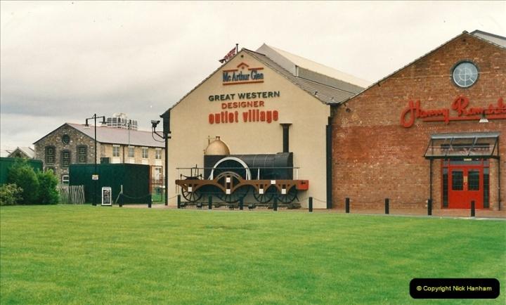 2000-11-08 Steam Museum, Swaidon, Wiltshire.  (1)554