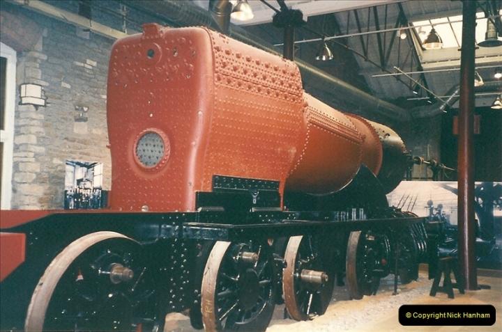 2000-11-08 Steam Museum, Swaidon, Wiltshire.  (15)568
