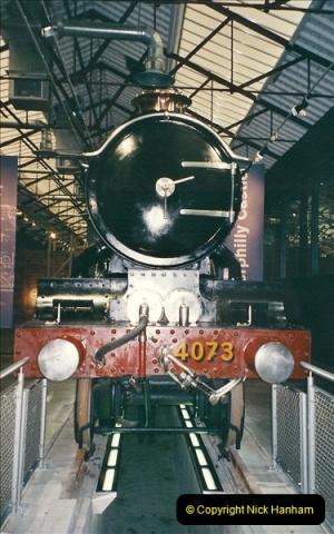2000-11-08 Steam Museum, Swaidon, Wiltshire.  (21)574