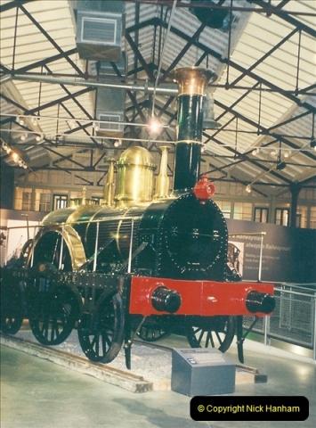 2000-11-08 Steam Museum, Swaidon, Wiltshire.  (24)577