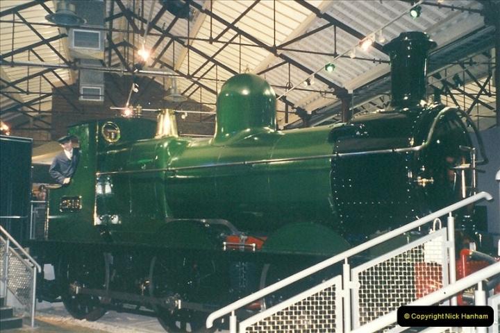 2000-11-08 Steam Museum, Swaidon, Wiltshire.  (25)578