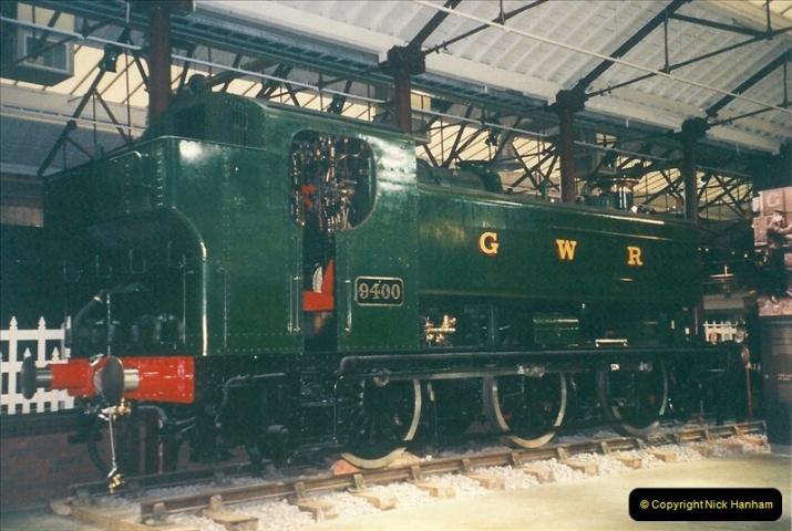 2000-11-08 Steam Museum, Swaidon, Wiltshire.  (27)580