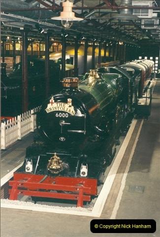 2000-11-08 Steam Museum, Swaidon, Wiltshire.  (30)583