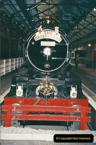 2000-11-08 Steam Museum, Swaidon, Wiltshire.  (32)585