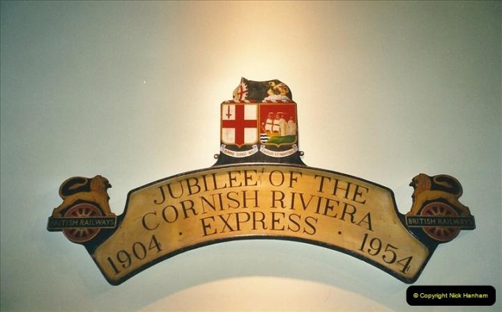 2000-11-08 Steam Museum, Swaidon, Wiltshire.  (35)588