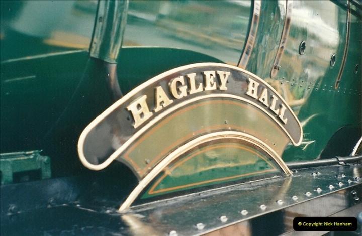 2000-11-08 Steam Museum, Swaidon, Wiltshire.  (9)562