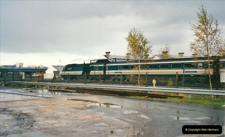 2000-11-08 Swindon Works, Swindon, Wiltshire.  (14)608