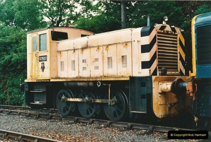 2001-06-17 Northampton & Lamport Railway, Northampton, Northamptonshire.  (12)669
