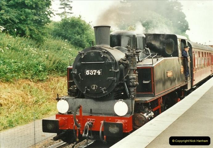 2001-06-17 Northampton & Lamport Railway, Northampton, Northamptonshire.  (1)658