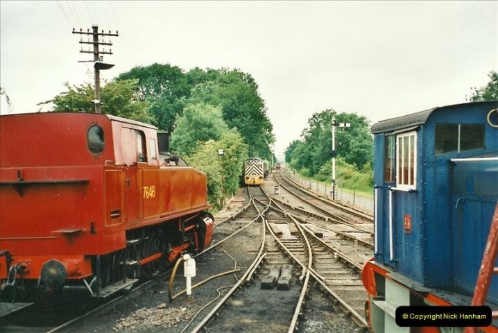 2001-06-17 Northampton & Lamport Railway, Northampton, Northamptonshire.  (6)663