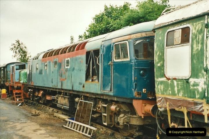 2001-06-17 Northampton & Lamport Railway, Northampton, Northamptonshire.  (7)664