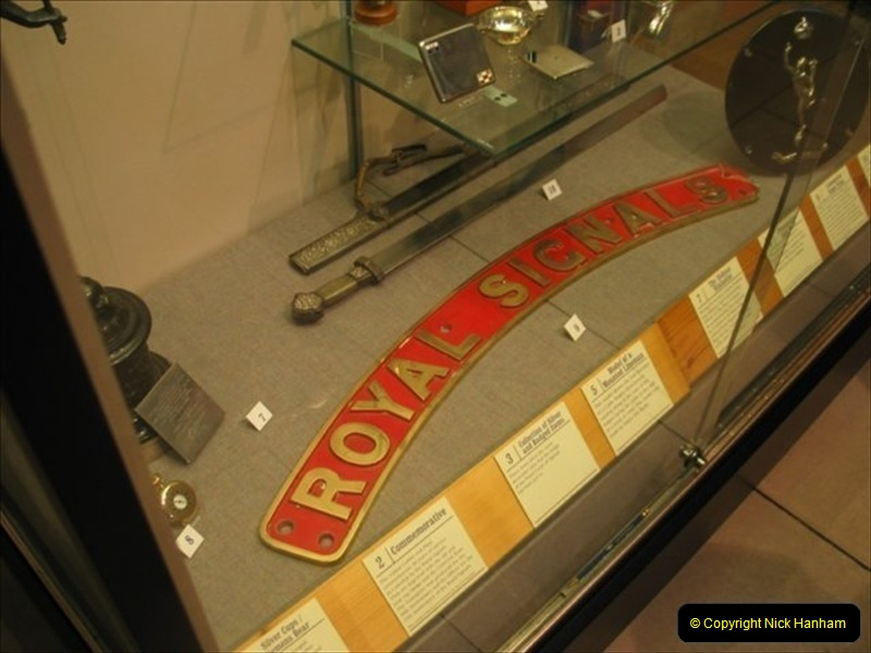 2004-10-11 The Royal Signals Museum, Blandford Forum, Dorset.  (1)046