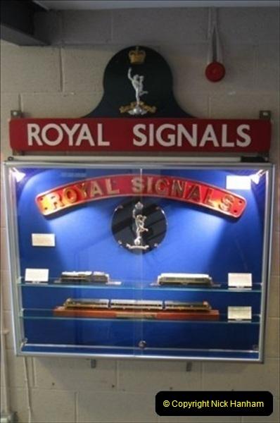 2004-10-11 The Royal Signals Museum, Blandford Forum, Dorset.  (6)051