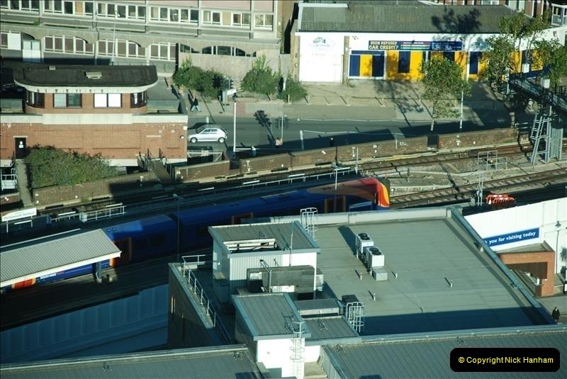 2007-10-30 Portsmouth Harbour Station.  (2)186