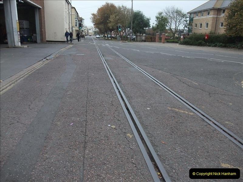 2009-10-15 Weymouth. Rodwell Trail & Weymouth Tramway (23)253