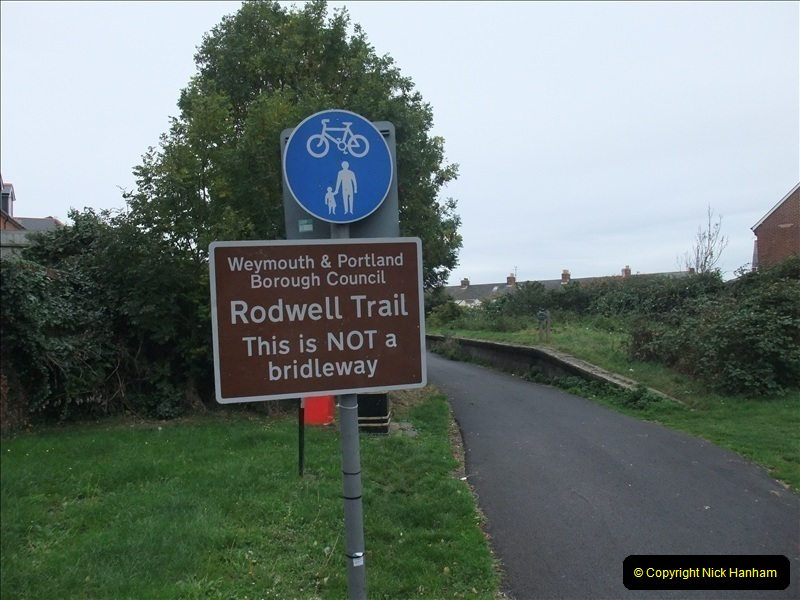 2009-10-15 Weymouth. Rodwell Trail & Weymouth Tramway (3)233