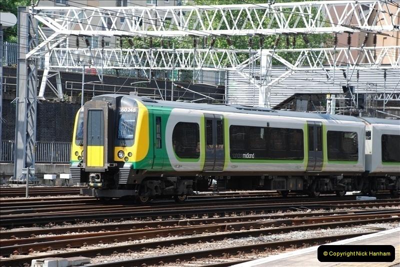 2010-06-17 Euston Station, London.  (13)276
