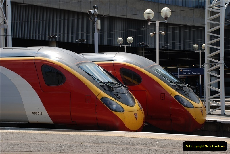 2010-06-17 Euston Station, London.  (6)269