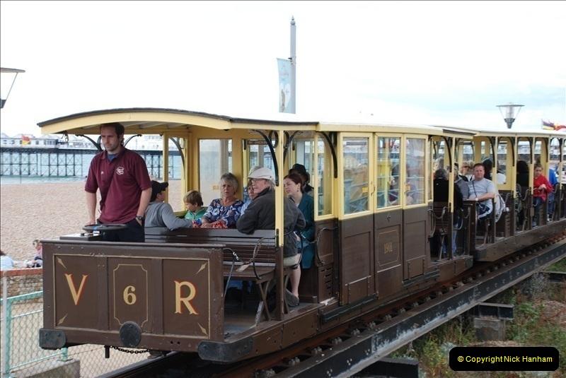 2010-08-18 Brighton Rail & Volks Railway.  (42)327