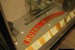 2004-10-11 The Royal Signals Museum, Blandford Forum, Dorset.  (1)046