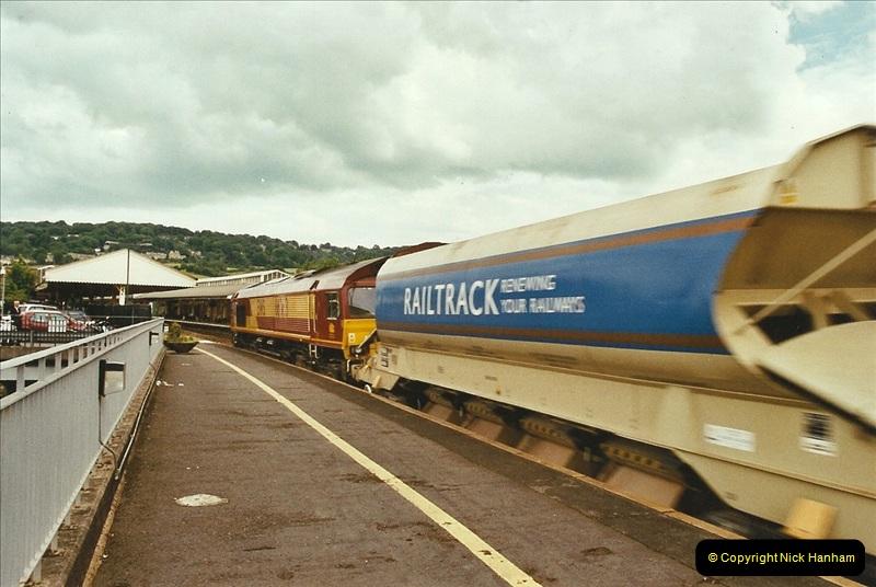 2003-06-11 Bath Spa, Somerset.  (10)088