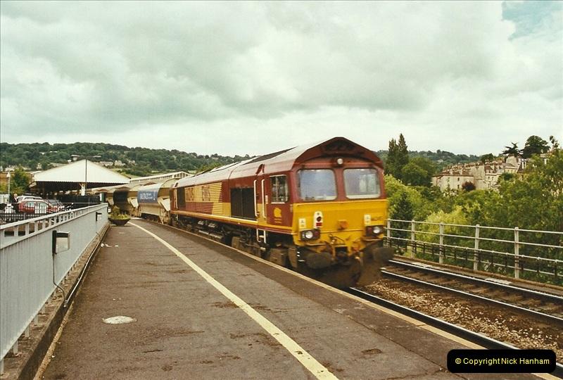 2003-06-11 Bath Spa, Somerset.  (11)089