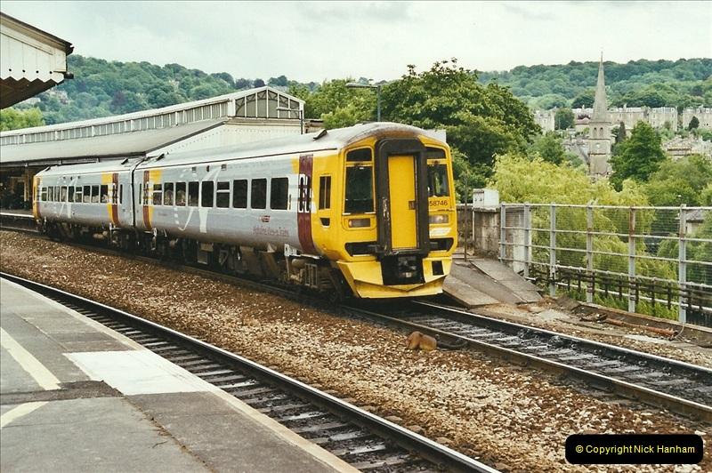 2003-06-11 Bath Spa, Somerset.  (26)104