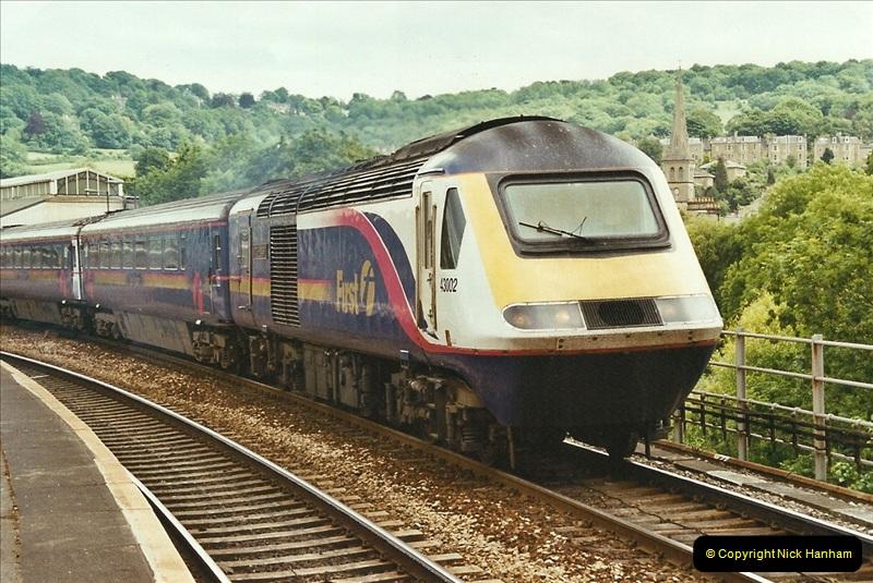 2003-06-11 Bath Spa, Somerset.  (3)081