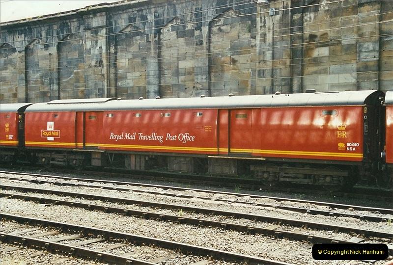 2003-06-14 Northampton-Crewe-Carlisle & Return. The Royal Scott & 6233 Dutchess of Southerland.  (37)157