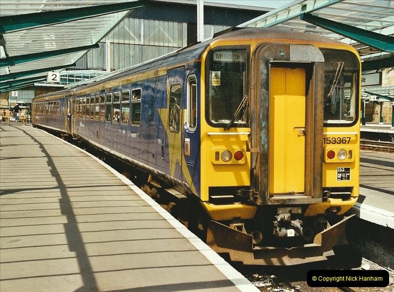 2003-06-14 Northampton-Crewe-Carlisle & Return. The Royal Scott & 6233 Dutchess of Southerland.  (44)164