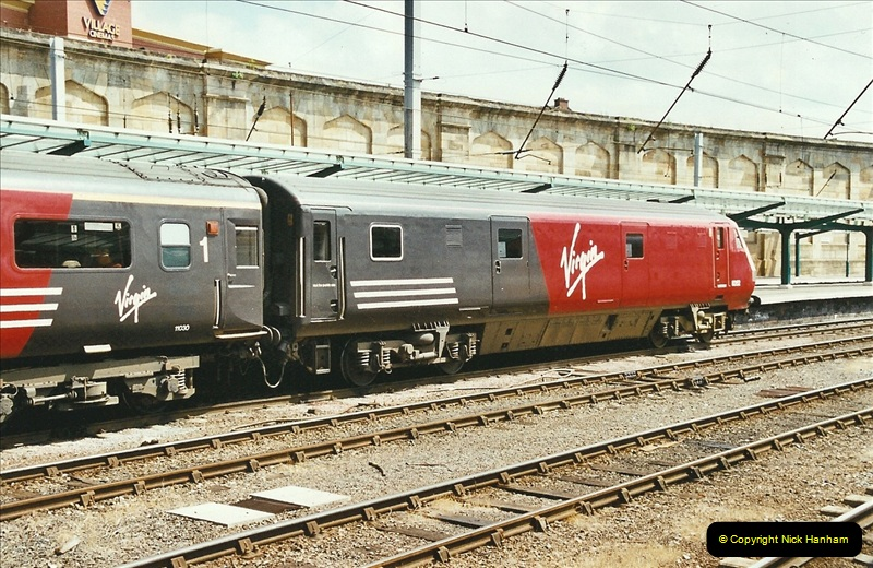2003-06-14 Northampton-Crewe-Carlisle & Return. The Royal Scott & 6233 Dutchess of Southerland.  (45)165