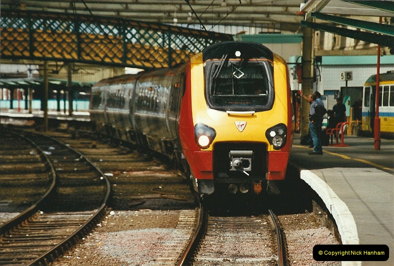 2003-06-14 Northampton-Crewe-Carlisle & Return. The Royal Scott & 6233 Dutchess of Southerland.  (51)171
